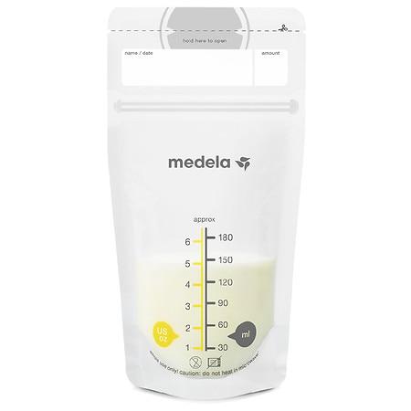 Image of Medela Breast Milk Storage Bags - 25 ea