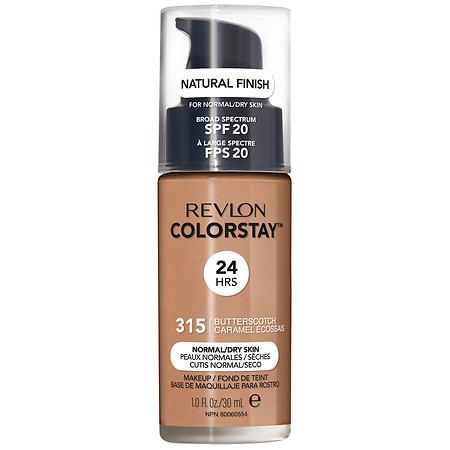 Revlon ColorStay Liquid Makeup For Normal/Dry Skin - 1 fl oz