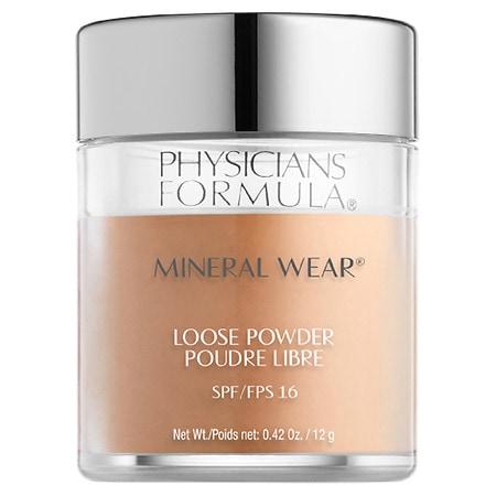 Physicians Formula Mineral Wear Loose Powder SPF 16 - 0.42 oz.