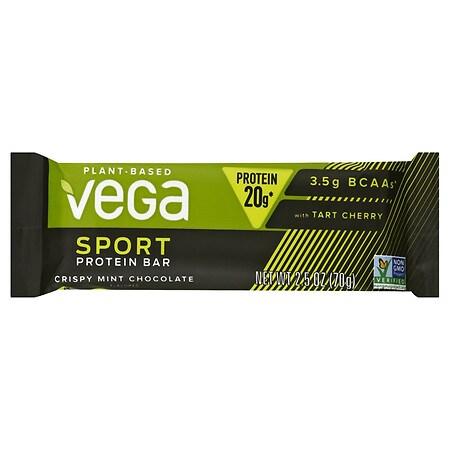 Vega Protein Bar Crispy Mint Chocolate - 2.5 oz.