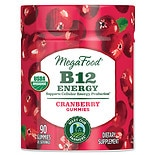 MegaFood MF Gummies - B12 Energy Cranberry