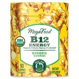 MegaFood MF Gummies - B12 Energy Ginger