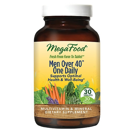 MegaFood MF Men Over 40 One Daily - 30 ea