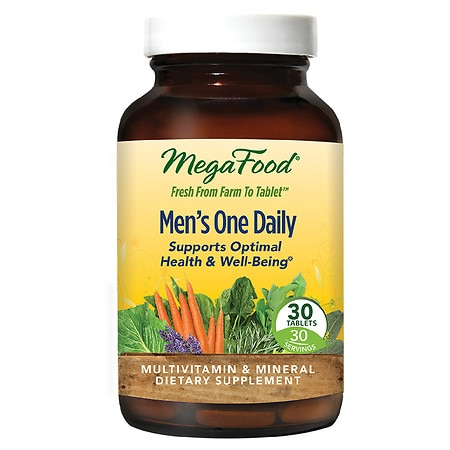 MegaFood MF Mens One Daily - 30 ea