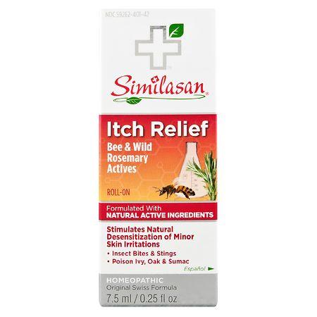 Similasan Itch Relief Roll-On - 0.25 fl oz