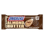 Snickers Creamy Almond Butter Square Candy Bars
