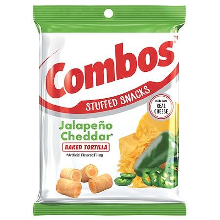 Combos Stuffed Snacks - 6.3 oz.