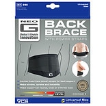 Neo G Back Brace with Power Straps One Size