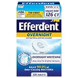Efferdent PM Denture Tablets