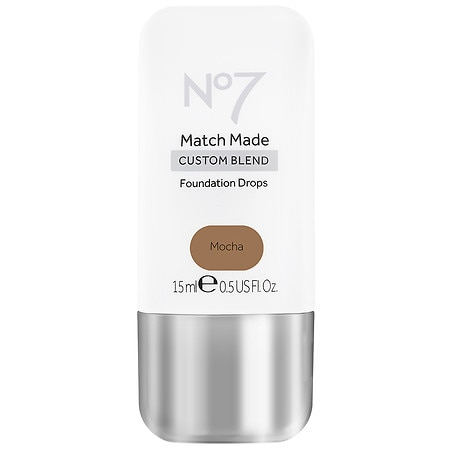 No7 Match Made Foundation Drops - 0.5 oz.