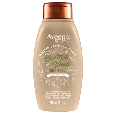 Aveeno Scalp Soothing Oat Milk Blend Shampoo - 12 fl oz