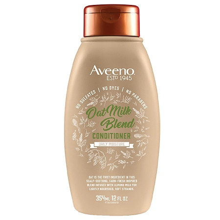 Aveeno Scalp Soothing Oat Milk Blend Conditioner - 12 fl oz