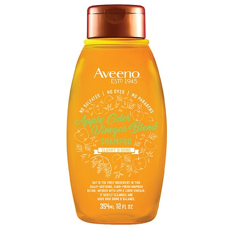 Aveeno Apple Cider Vinegar Blend Shampoo - 12 fl oz