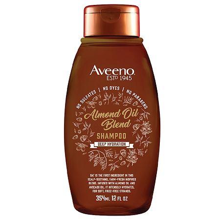 Aveeno Scalp Soothing Almond Oil Blend Shampoo - 12 fl oz