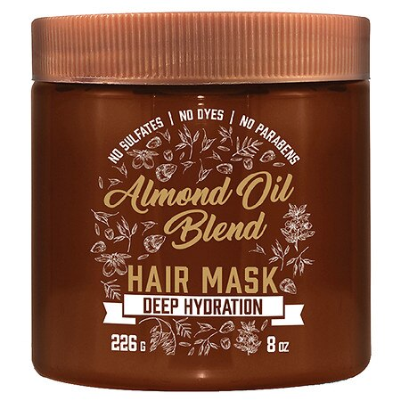 Aveeno Intense Hydration Almond Oil Blend Hair Mask - 8 oz.