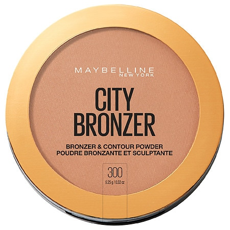 Maybelline City Bronzer Bronzer and Contour Powder - 0.32 oz.