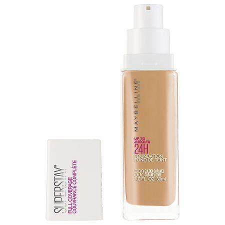 Maybelline SuperStay Full Coverage Liquid Foundation Makeup - 1 fl oz