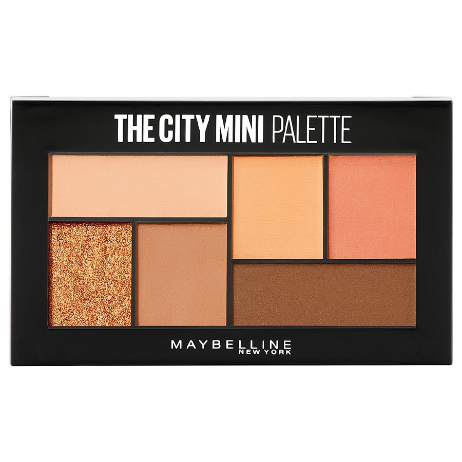 Image result for Maybelline The City Mini Eyeshadow Palette Cocoa City