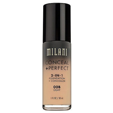 Milani Conceal + Perfect 2-in-1 Foundation - 1 ea