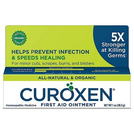 Curoxen Natural & Organic First Aid Ointment - 1 oz.