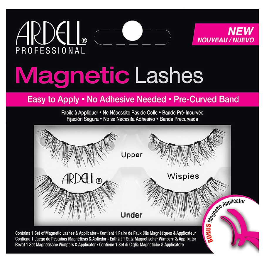 f28ee3e56b4 Ardell Magnetic Lashes Wispies | Walgreens