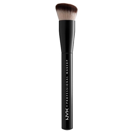 NYX Professional Makeup Can't Stop Won't Stop Foundation Brush - 1 ea