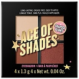 Soap & Glory Ace of Shades Eyeshadow Quad Heat