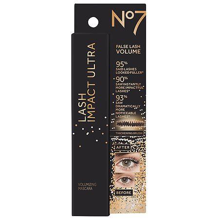 No7 Lash Impact Ultra Volumizing Mascara - 0.2 fl oz