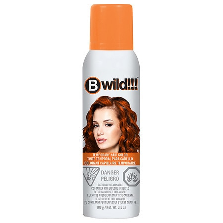 B Wild Temporary Hair Color Spray - 3.5 oz.