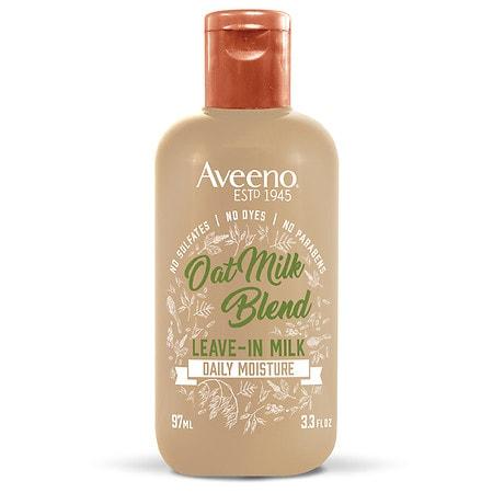 Aveeno Daily Moisture Oat Milk Blend Leave-In Milk - 3.3 fl oz