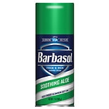 Barbasol Thick & Rich Soothing Aloe Shaving Cream