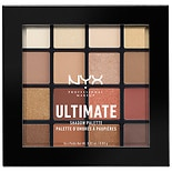 NYX Professional Makeup Ultimate Shadow Palette Warm Neutrals