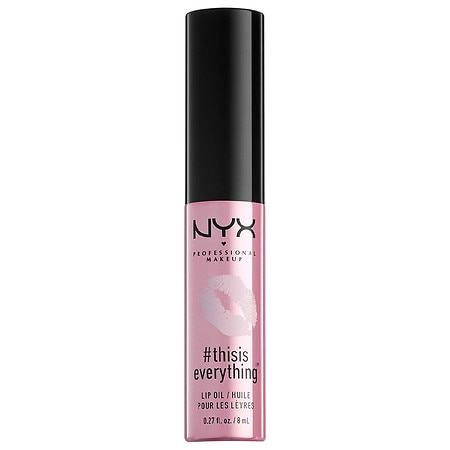 NYX Professional Makeup #ThisIsEverything Lip Oil - 0.27 oz.