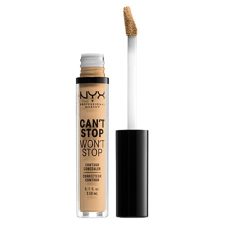 NYX Professional Makeup Can't Stop Won't Stop Concealer - 0.11 fl oz
