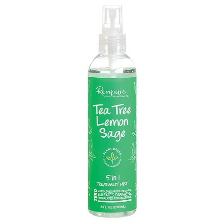 Renpure Tea Tree 5 In 1 Treatment Mist Lemon Sage - 8 fl oz