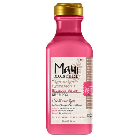 Maui Moisture Lightweight Hydration + Hibiscus Water Shampoo - 13 fl oz