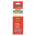Bacitraycin Plus First Aid Pain Relieving Ointment Maximum Strength