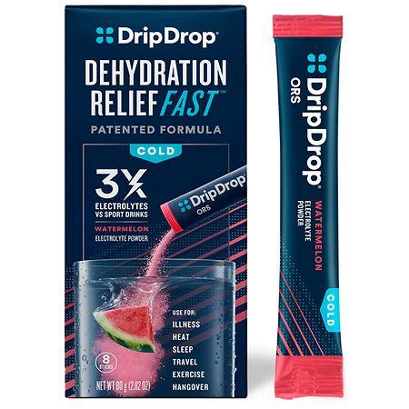 Drip Drop ORS Electrolyte Powder - 0.35 oz. x 8 pack