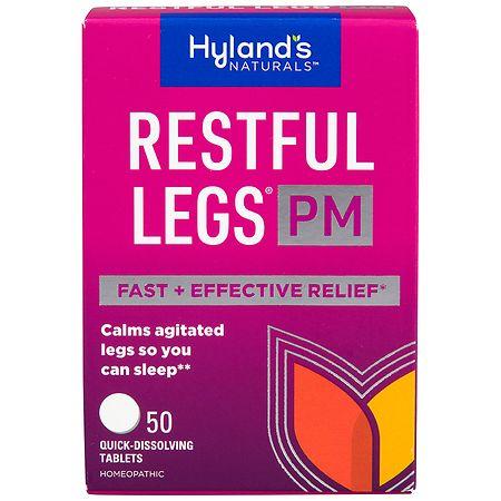 Hyland's Restful Legs PM Tablets - 50 ea