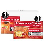 ThermaCare Advanced Back Pain & Neck Pain Therapy Combo Pack Heatwraps Large-XLarge