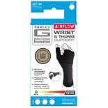 Neo G Airflow Wrist & Thumb Support. Helps strains, sprains and instability of the wrist and thumb.