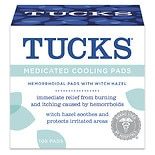 Tucks Medicated Cooling Pads Powder Fresh