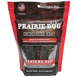 Prairie Dog Pet Products Smokehouse Jerky Western Beef