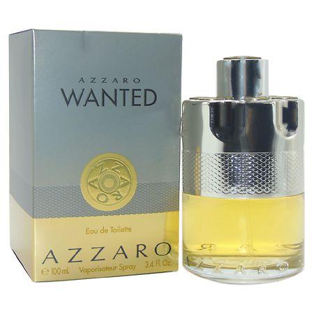 Azzaro Wanted Eau de Toilette Spray - 3.4 fl oz