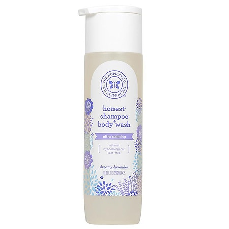 Honest Shampoo/Body Wash Dreamy Lavender - 10 oz.