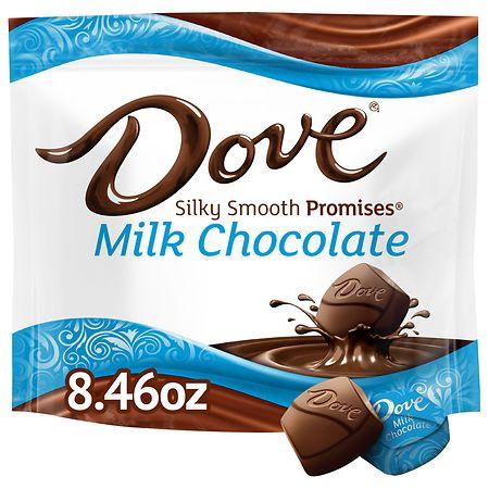 Dove Promises Silky Smooth Milk Chocolate - 8.46 oz.