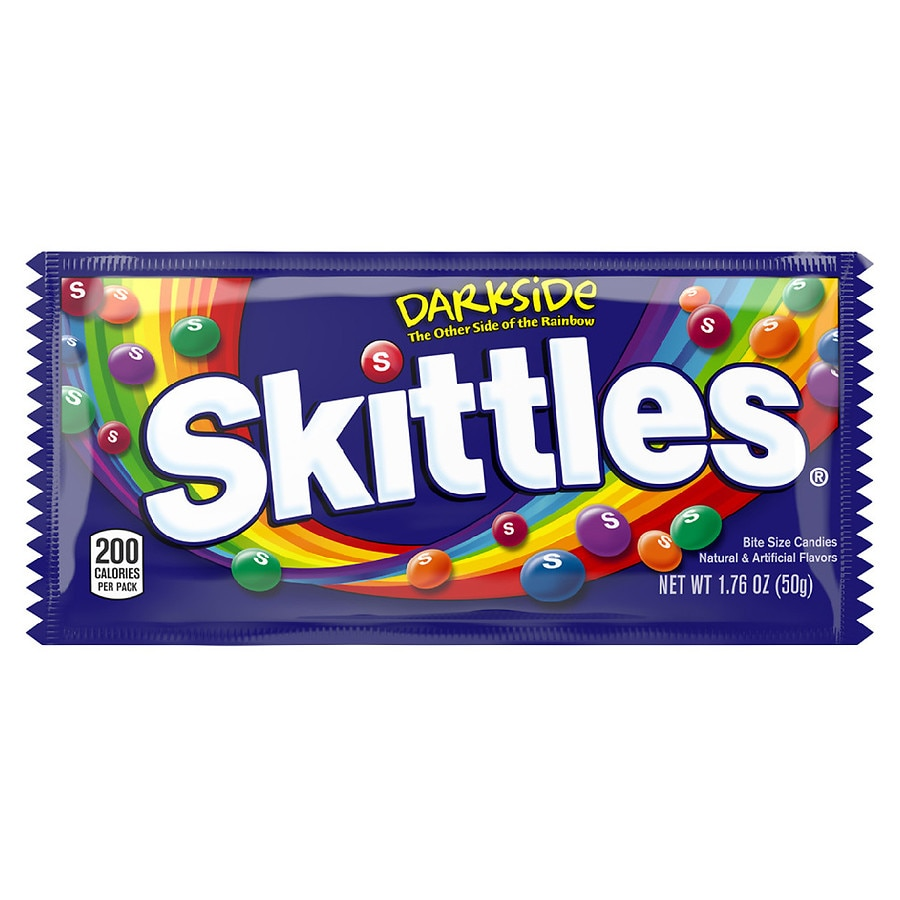Skittles Darkside Fruity Candy