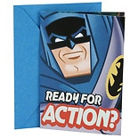Hallmark Birthday Card for Kids (Batman)