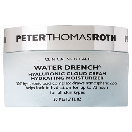 Peter Thomas Roth Water Drench Hyaluronic Cloud Cream Hydrating Moisturizer - 1.7 fl oz