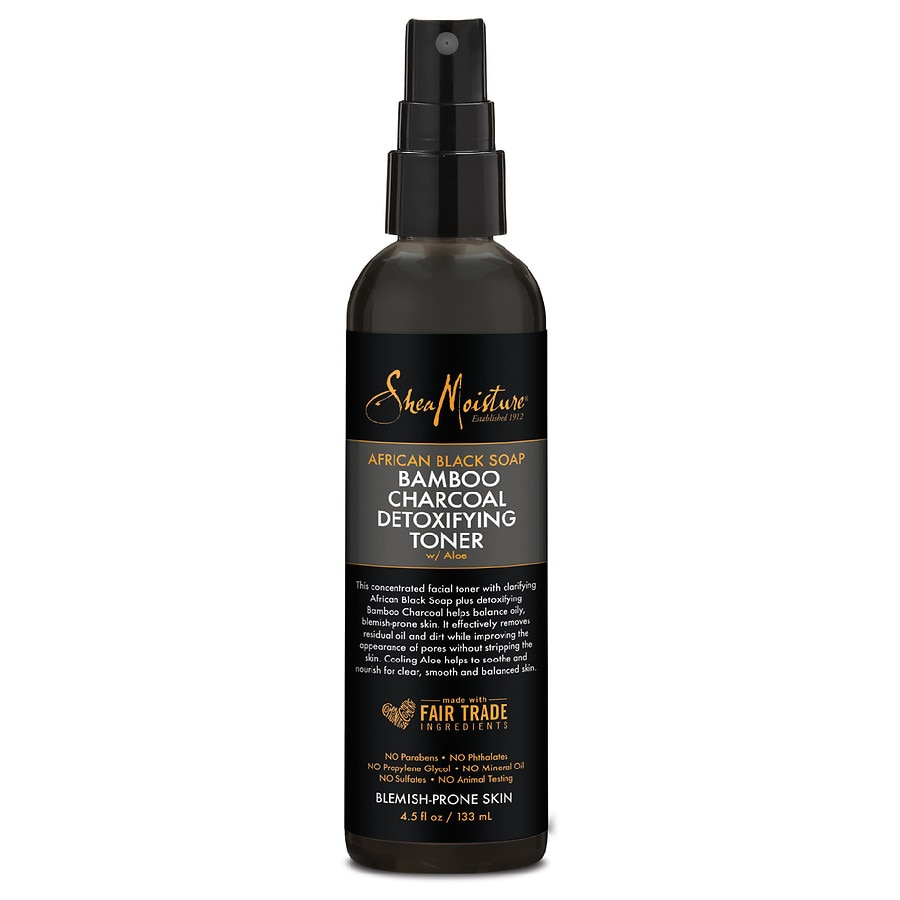 African Black Soap & Bamboo Charcoal Detoxifying Sleep Mask by SheaMoisture #21